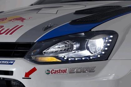 2013 Volkswagen Polo R WRC 8