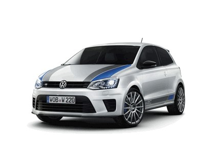 2013 Volkswagen Polo R WRC - street version 1