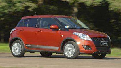 2012 Suzuki Swift Outdoor 5
