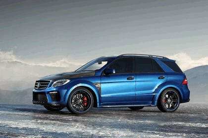 2012 Mercedes-Benz ML 63 AMG Inferno by Top Car 2