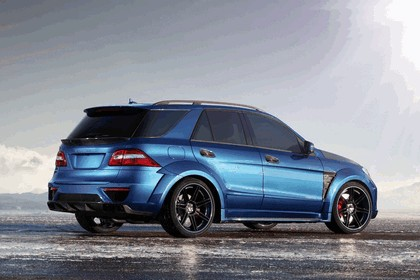 2012 Mercedes-Benz ML 63 AMG Inferno by Top Car 3