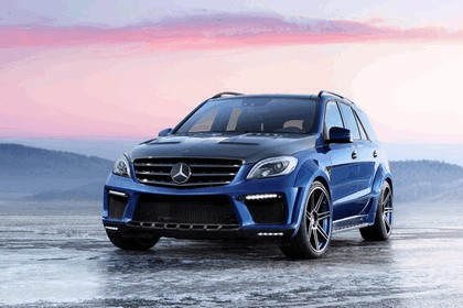 2012 Mercedes-Benz ML 63 AMG Inferno by Top Car 4