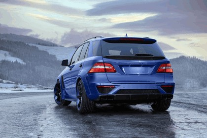 2012 Mercedes-Benz ML 63 AMG Inferno by Top Car 6