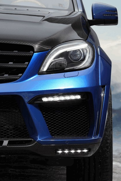 2012 Mercedes-Benz ML 63 AMG Inferno by Top Car 7