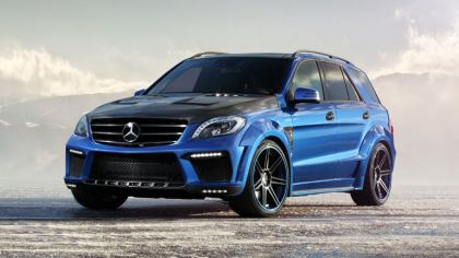 2012 Mercedes-Benz ML 63 AMG Inferno by Top Car 1
