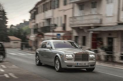2012 Rolls-Royce Phantom Series II 9