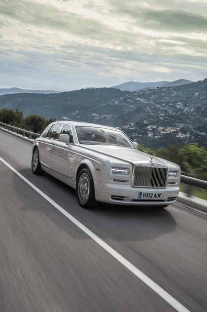 2012 Rolls-Royce Phantom Series II 11