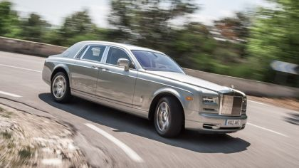 2012 Rolls-Royce Phantom Series II 9