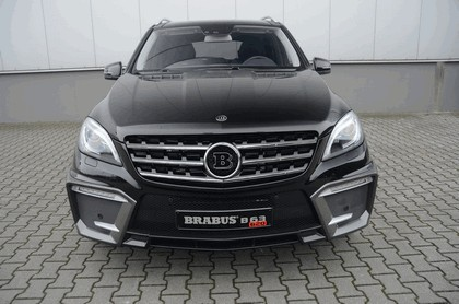 2012 Mercedes-Benz ML 63 AMG by Brabus 4