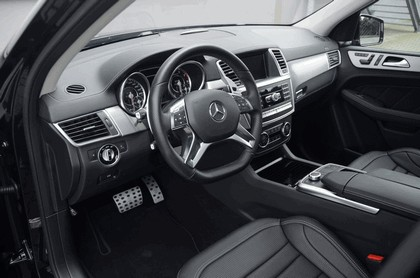 2012 Mercedes-Benz ML 63 AMG by Brabus 8