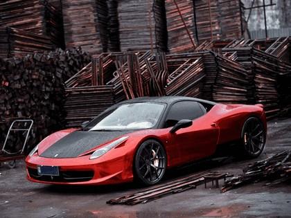 2012 Ferrari 458 Italia by SR Auto 1