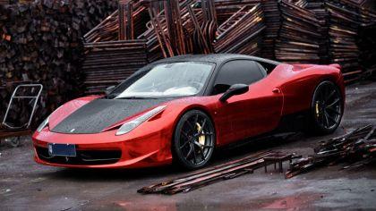 2012 Ferrari 458 Italia by SR Auto 4