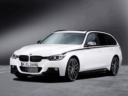 2012 BMW 3er ( F31 ) with Performance Accessories 1
