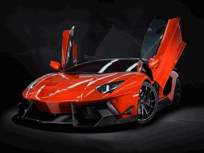2012 Lamborghini Aventador LP900SV Limited Edition by DMC Design 1