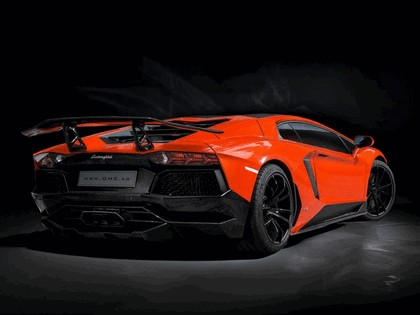 2012 Lamborghini Aventador LP900SV Limited Edition by DMC Design 2