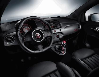 2013 Fiat 500S 7