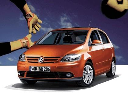 2006 Volkswagen Golf Plus Goal 1