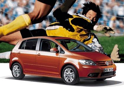 2006 Volkswagen Golf Plus Goal 2