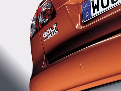 2006 Volkswagen Golf Plus Goal 6
