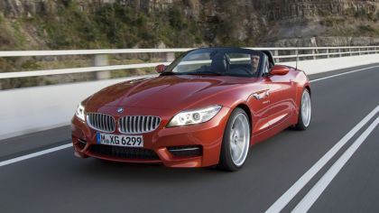 2013 BMW Z4 sDrive35is 4