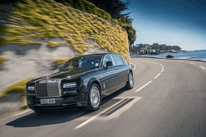 2012 Rolls-Royce Phantom Extended Wheelbase Series II 4
