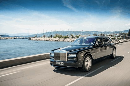 2012 Rolls-Royce Phantom Extended Wheelbase Series II 5