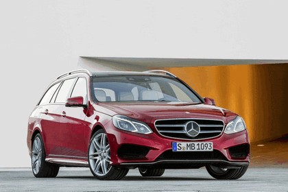 2013 Mercedes-Benz E250 ( S212 ) Estate with AMG Sports Package 8