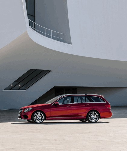2013 Mercedes-Benz E250 ( S212 ) Estate with AMG Sports Package 11