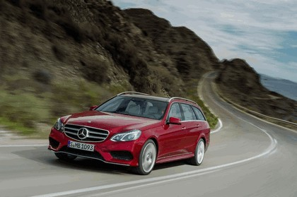2013 Mercedes-Benz E250 ( S212 ) Estate with AMG Sports Package 15
