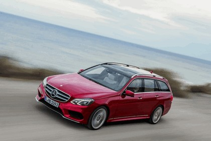 2013 Mercedes-Benz E250 ( S212 ) Estate with AMG Sports Package 17