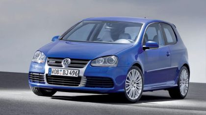 2006 Volkswagen Golf R32 1