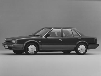 1988 Nissan Auster ( T12 ) Xi - UK version 1