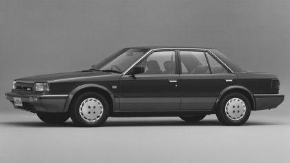 1988 Nissan Auster ( T12 ) Xi - UK version 6