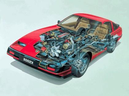 1984 Nissan 300ZX ( Z31 ) Turbo 4