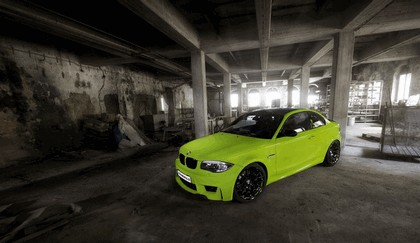2012 BMW 1er M ( E82 ) by Schwabenfolia 1