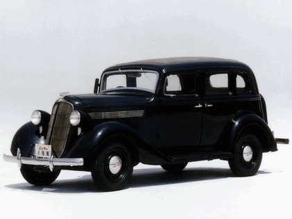 1937 Nissan 70 1