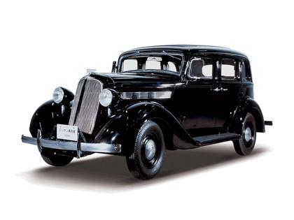 1937 Nissan 70 2
