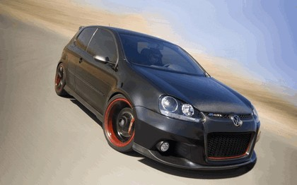 2006 Volkswagen Golf R GTI concept 1