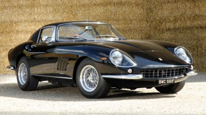 1966 Ferrari 275 GTB4 - UK version 9
