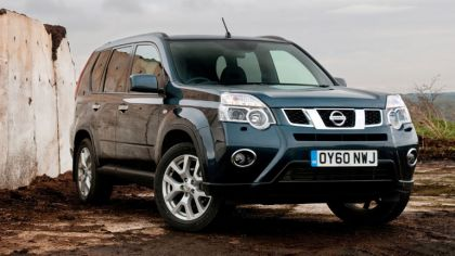 2010 Nissan X-Trail - UK version 4