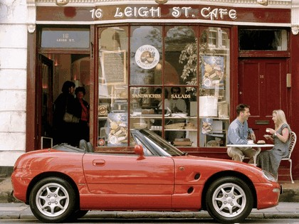 1993 Suzuki Cappuccino - UK version 4
