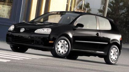 2006 Volkswagen Golf Rabbit 3-door 2