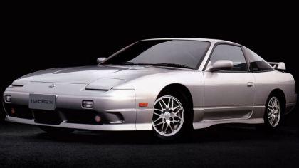 1996 Nissan 180SX Type X 8