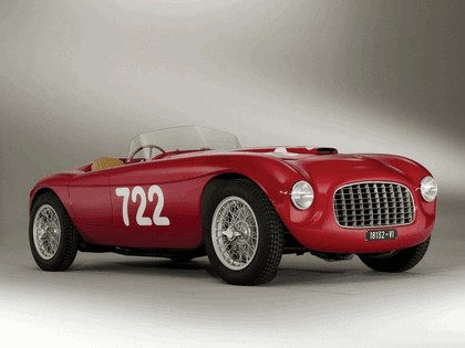 1948 Ferrari 166 Inter Spider Corsa 1