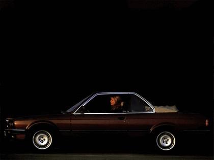1983 BMW 323i ( E30 ) Top Cabriolet by Baur 3