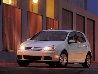 2006 Volkswagen Golf Rabbit 5-door 1