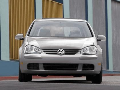 2006 Volkswagen Golf Rabbit 5-door 6