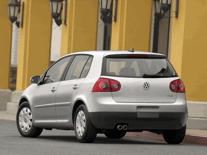 2006 Volkswagen Golf Rabbit 5-door 9