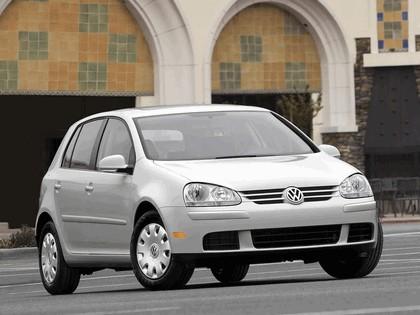2006 Volkswagen Golf Rabbit 5-door 10