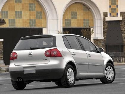 2006 Volkswagen Golf Rabbit 5-door 11